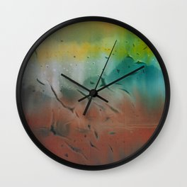 Montagnes - Velvetink Collection Wall Clock