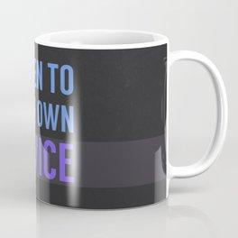 Listen Up Coffee Mug