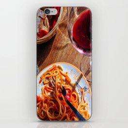 Pasta & Magic iPhone Skin