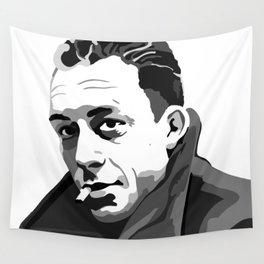 Albert Camus Wall Tapestry