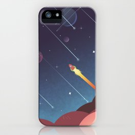 Out there  iPhone Case