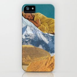 Cozying Up iPhone Case