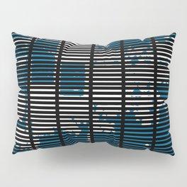 Shutters Grid Pillow Sham