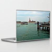 venice Laptop & iPad Skins featuring Venice by Art-Motiva
