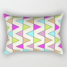 Sacred Geometry Rectangular Pillow