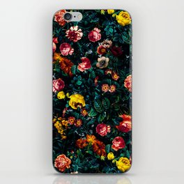 Night Garden XXX iPhone Skin