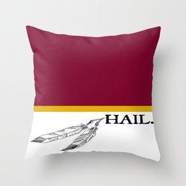 HTTR Throw Pillow