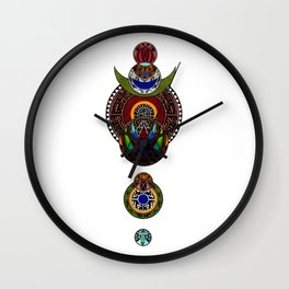 That day Wall Clock
