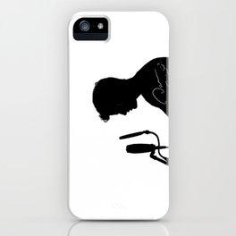 Darren Criss Profile iPhone Case