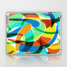 Friendly Chaos Laptop & iPad Skin