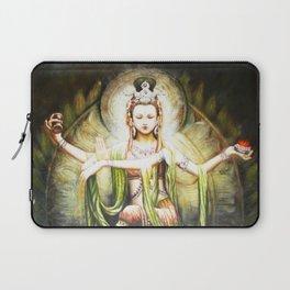 Hindu Durga 2 Laptop Sleeve
