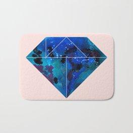 Tangram Diamond Three Bath Mat