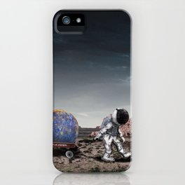 Found It Over There iPhone Case