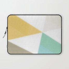 Geometric Abstraction - original abstract art Laptop Sleeve