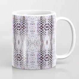 Pattern 58 - Tire track snow lace Coffee Mug