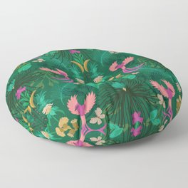 Maximalism Floor Pillow