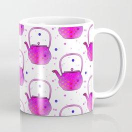 Pink Teapots Coffee Mug