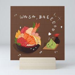 Wasabae Mini Art Print