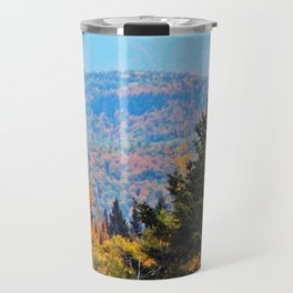 From Hills to Mountains Travel Mug