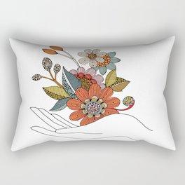 Arise Rectangular Pillow