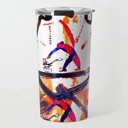 VERDI: The Anvil Chorus      by Kay Lipton Travel Mug