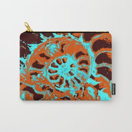 """""""Ammonite"""" Carry-All Pouch"""