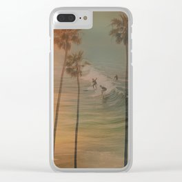 Yerba Buena Clear iPhone Case