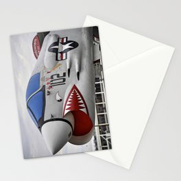 1957 F-8K Crusader Stationery Cards