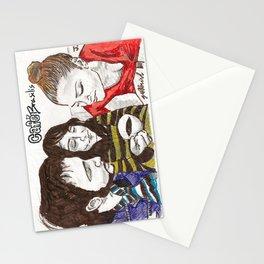 Café Brasilis - Gibberish  Stationery Cards