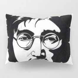 A Working Class Hero Is Something To Be Pillow Sham
