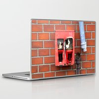 gumball Laptop & iPad Skins featuring Vintage Gumball Machine by Premium