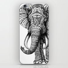 Ornate Elephant iPhone Skin