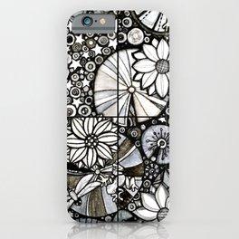 Pond of Stars iPhone Case