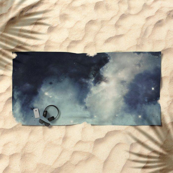 ζ Hydrobius Beach Towel