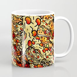Pizza Mountain Coffee Mug