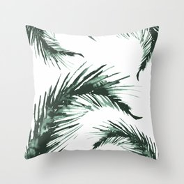 Leaf No1.P Throw Pillow