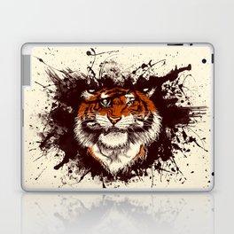 TigARRGH (Maroon and Orange) Laptop & iPad Skin