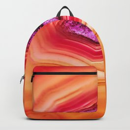 Sunset Agate Backpack