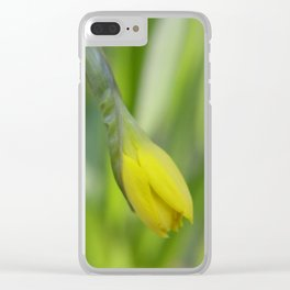 little pleasures of nature -9- Clear iPhone Case