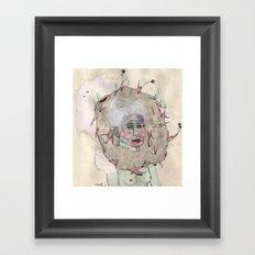 Nudo Framed Art Print
