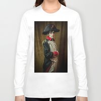 napoleon Long Sleeve T-shirts featuring Napoleon B by SOCKIVISION Store