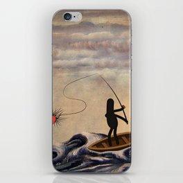 e x v o t o #1 iPhone Skin