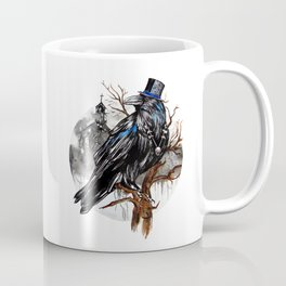 Dark Raven Coffee Mug