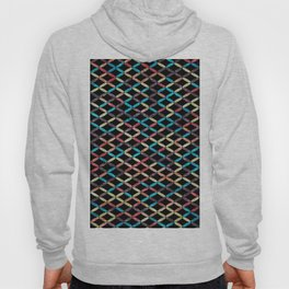 Colorful Geometric Pattern #03 Hoody