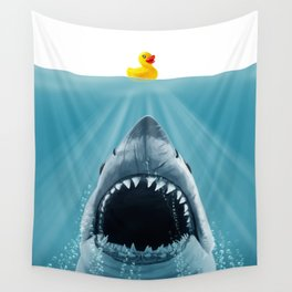 Save Ducky Wall Tapestry