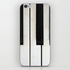 Lost melodies iPhone & iPod Skin