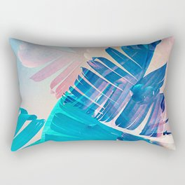 Banana Leaf Fantasy 2 Rectangular Pillow
