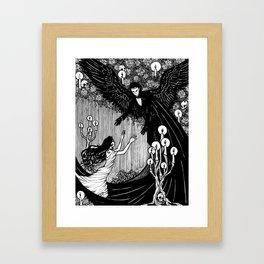 Angel of Music Framed Art Print