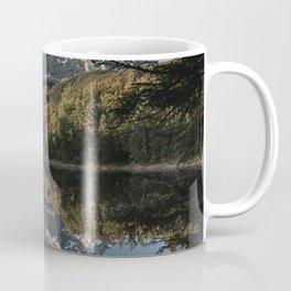 Lake Mood - Landscape and Nature Photography Coffee Mug