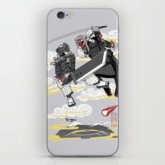 Final Samurai VII iPhone & iPod Skin